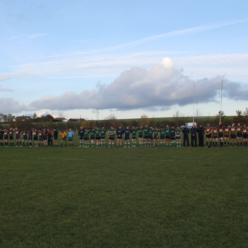 1st XV Match Report Stags v Northampton Old Scouts 11th November