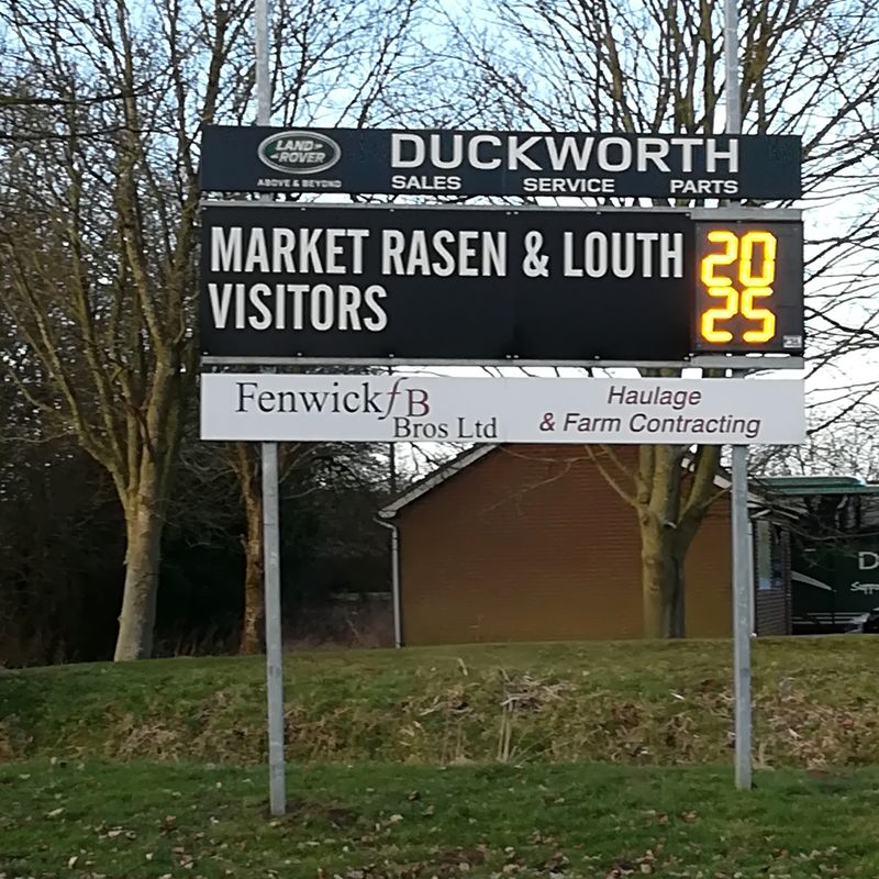 Stags 1st XV Match Report Away at Market Rasen & Louth - Sat 17th Feb