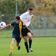 Haughmond v Smethwick Rangers 18/10/2014