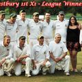 Westbury-on-Severn CC, Glos - 1st XI 174/2 - 170 Cheltenham CC - 2nd XI