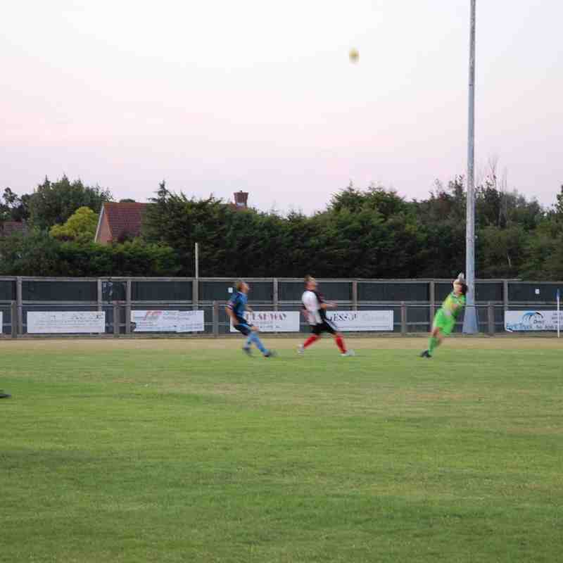 BRFC 1st Team VS Tilbury FC - 21/7/15
