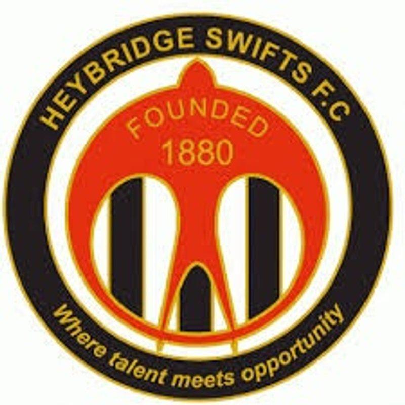 *** Game OFF *** Thurrock vs Heybridge Swifts: Saturday 21st January: 3pm KO