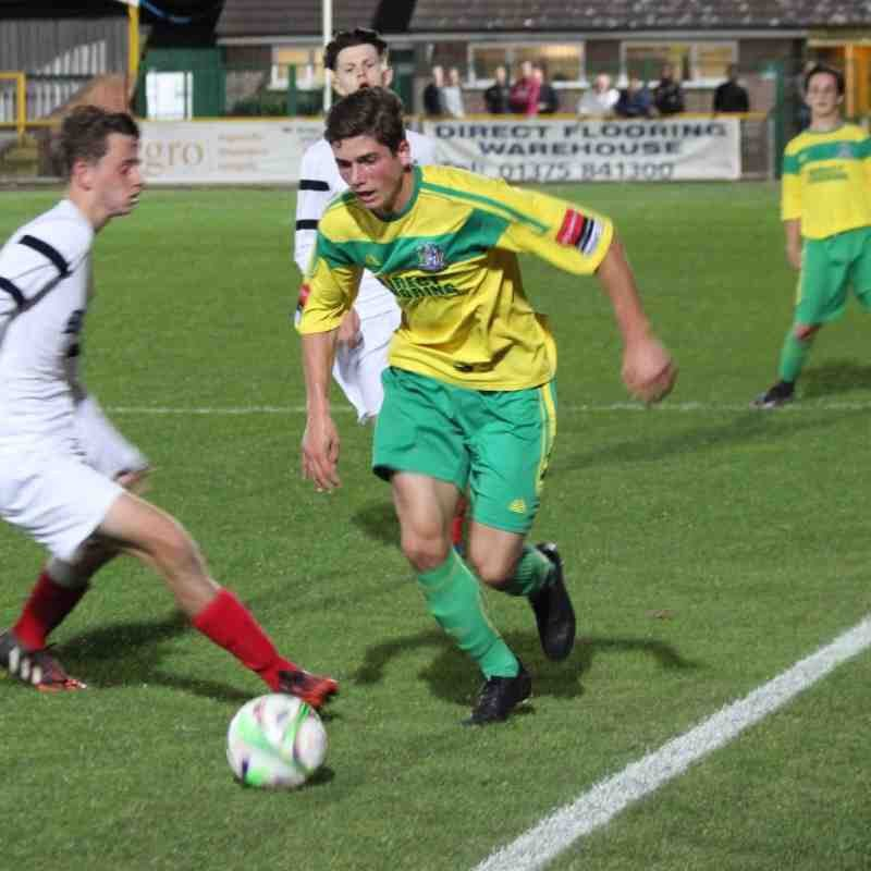 England callup for Thurrock FC Reserves player