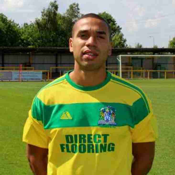 BIG SIGNING | Lewwis Spence returns to Thurrock FC