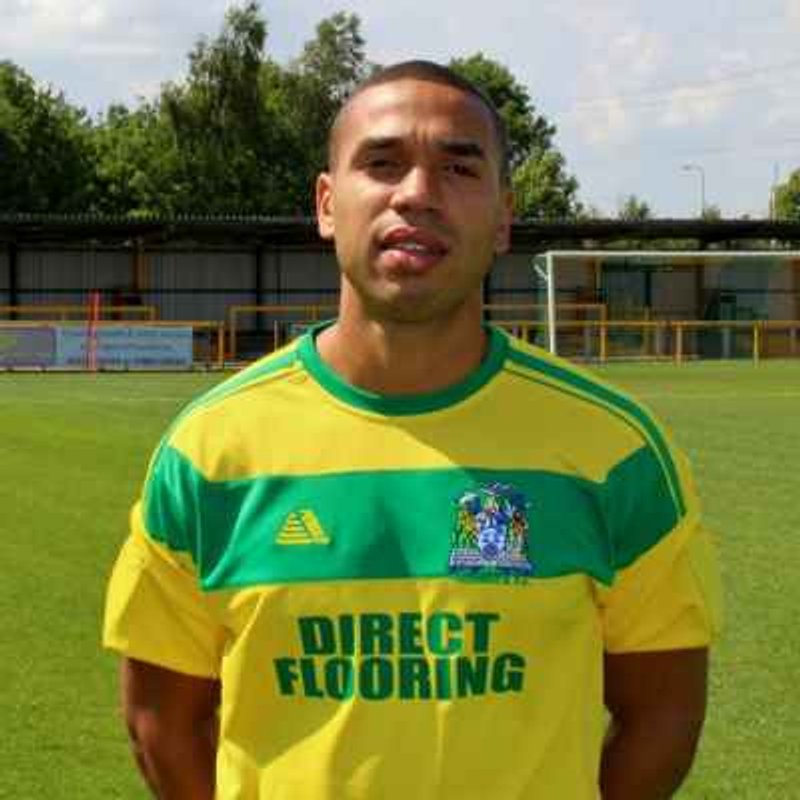 BIG SIGNING   Lewwis Spence returns to Thurrock FC