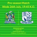 Thurrock Football Club 1 - 1 Southend United XI