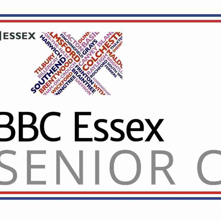 Essex Senior Cup | Colchester United tickets available