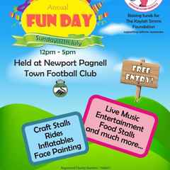 The Kaylah Simms Foundation Annual Charity Fun Day at NPTFC!