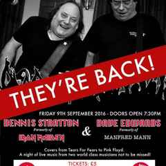 They are back after a successful rocking night back in April !