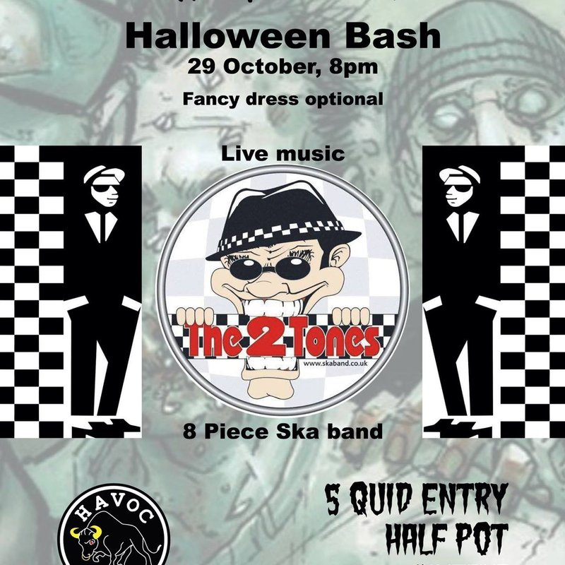 Coming soon to Newport Pagnell Town FC.......HAVOC MCC Halloween Bash!