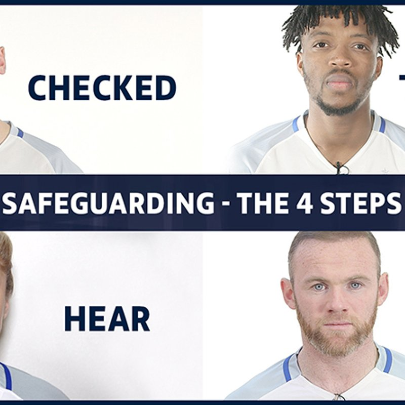 The FA - Safeguarding our Children...