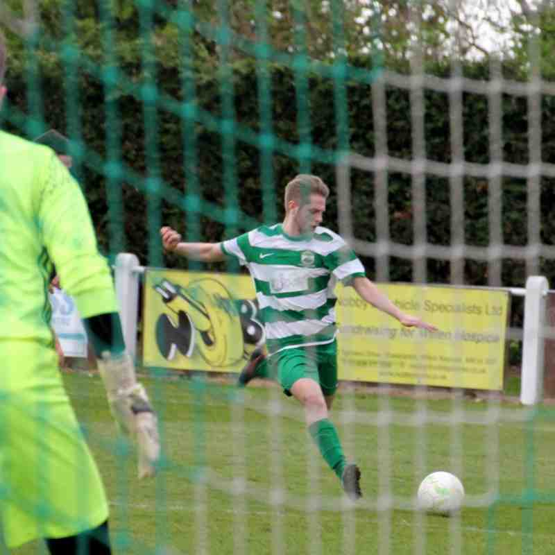 Vs Eynesbury Rovers - Easter Monday - Photos by Tony Webster.