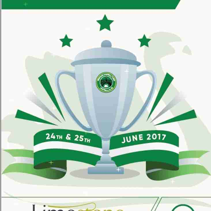 Good Luck everyone in today and tomorrow's NPTFC Youth Tournament.