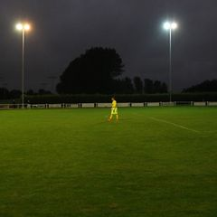 Vs Burton Park Wanderers - League Cup Pre Rd - By Ray Smith