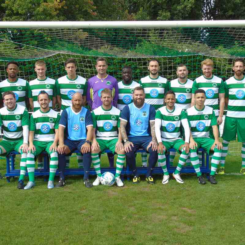 NPTFC First Team Photos 2017/18 Season - By Wayne Harmes