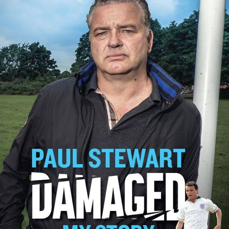 8th Dec - Evening & Book signing with former City, Spurs, Liverpool & England star Paul Stewart at NPTFC