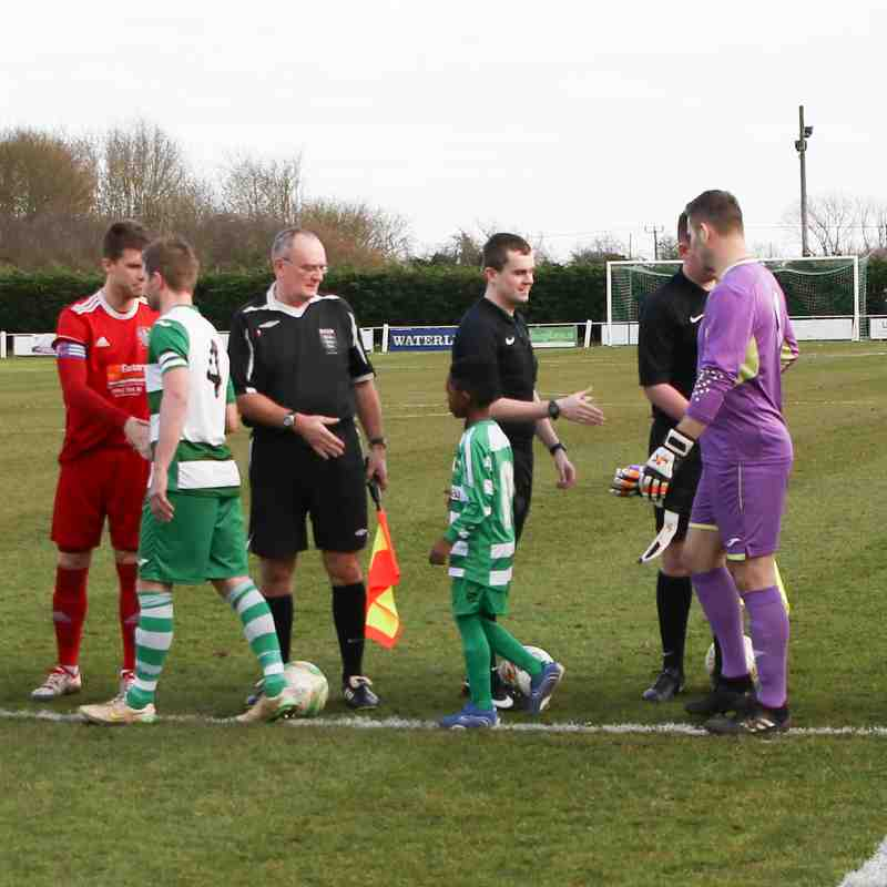Vs Wisbech Town - 17/2/18 By Ray Smith