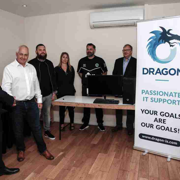 A massive thank you to Dragon Information Systems Limited for your sponsorship and IT support