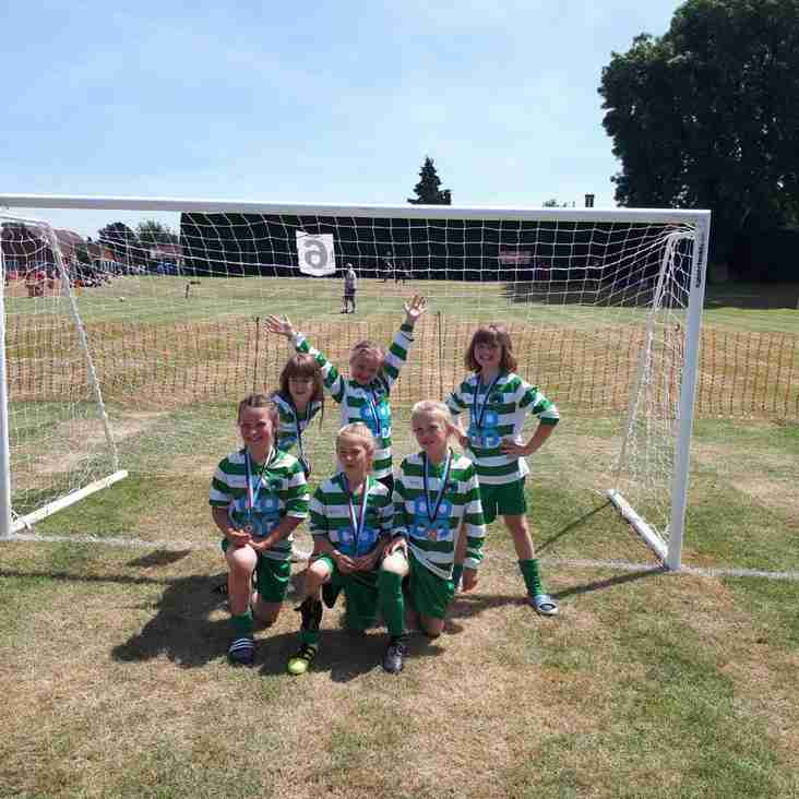 Girls needed for Newport Town Under 9's Football team