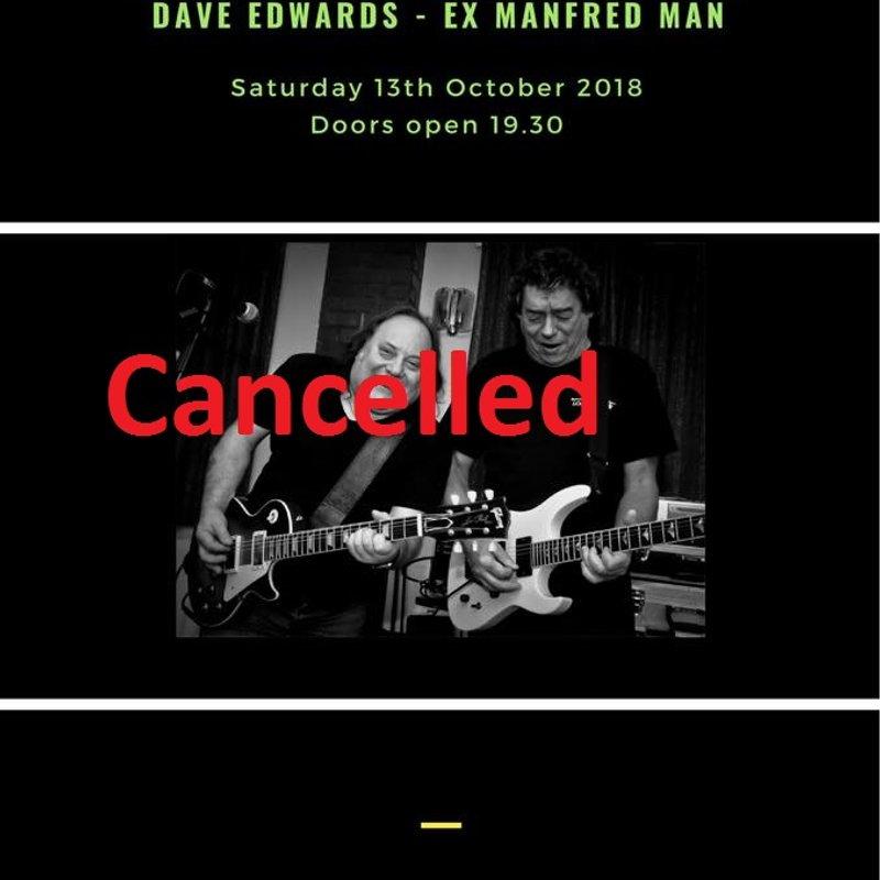 **********Event Cancelled!!!  Dennis Stratton & Dave Edwards*********