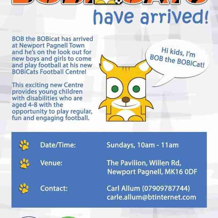 The Bobicats have arrived to NPTFC !!!! Every Sunday!