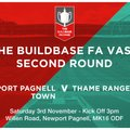First Team beat Thame Rangers 3 - 2