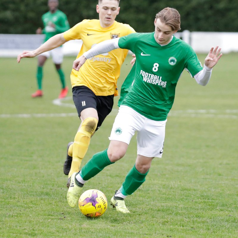 Newport Pagnell Town 1-0 Harborough Town