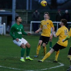 Vs Harborough Town 12/1/19 - By Ray Smith