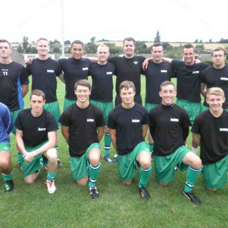 Welton team v Chard