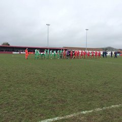 Barnstaple 0 Welton 0, 29 March 2015
