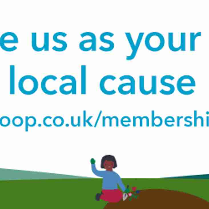 Bingham Co-op generously offers support to Bingham Town FC