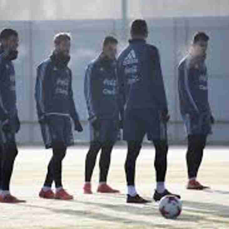 Training in the cold