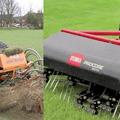 Pitch maintenance programme begins