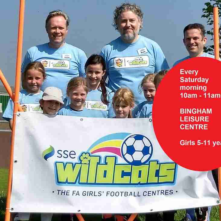 Wildcats at Bingham Leisure Centre