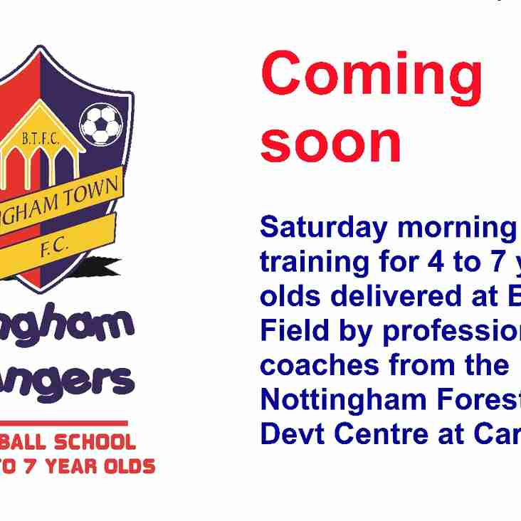 Bingham Rangers - COMING SOON