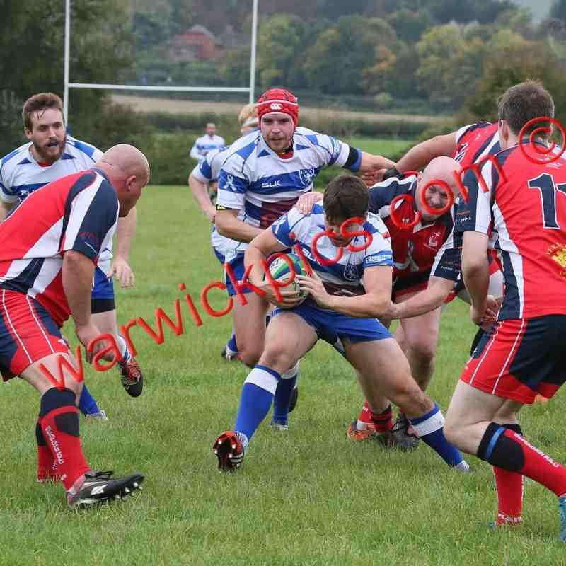 Lewes v Seaford 10/2015