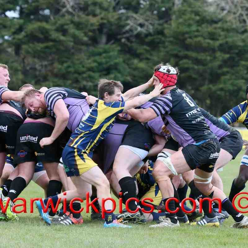 1stXV v Worthing Raiders 0416