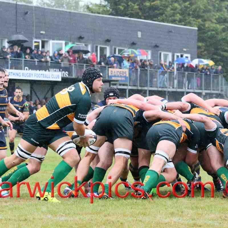 1stXV v Worthing Raiders 2016/9