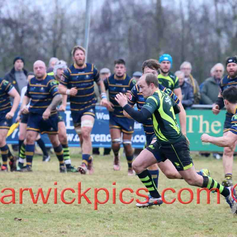 1stXV v Worthing Raiders 0117