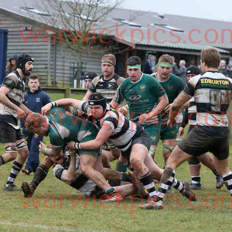 1stXV v Pulborough 03/2018
