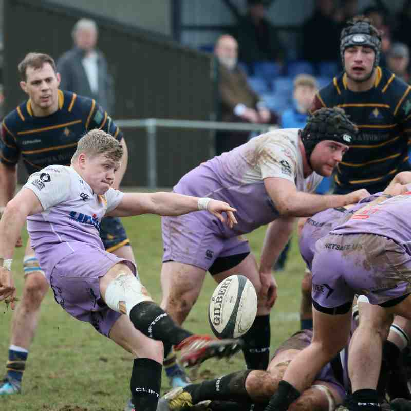1stXV V Worthing Raiders 03/2018