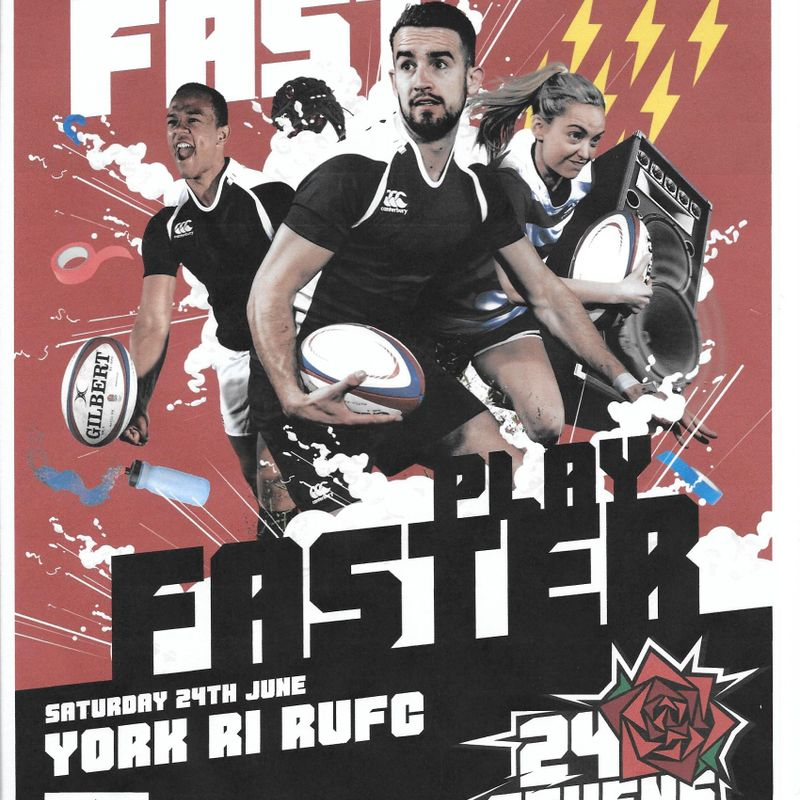 YORK RI 7s SATURDAY 24th JUNE