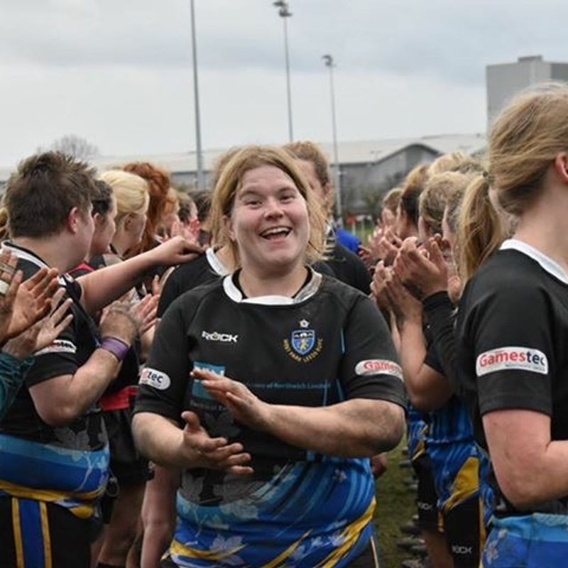 Ladies reach the National Cup Final - this weekend!