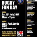 Family Rugby Fun Day - Sat 15th July
