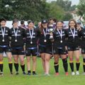 WPL Ladies sevens team into the RFU National 24 Sevens Final at Bath on 29th July