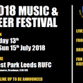 2018 Music & Beer Festival - SAVE THE DATE!