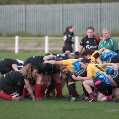 West Park Ladies 2nd XV v Hartlepool Ladies Nov 2017