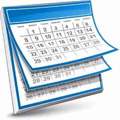 New Club Calendar: Fixtures and Events