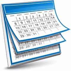 New Club Calendar: Fixtures and Events
