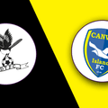 Dereham Town vs. Canvey Island